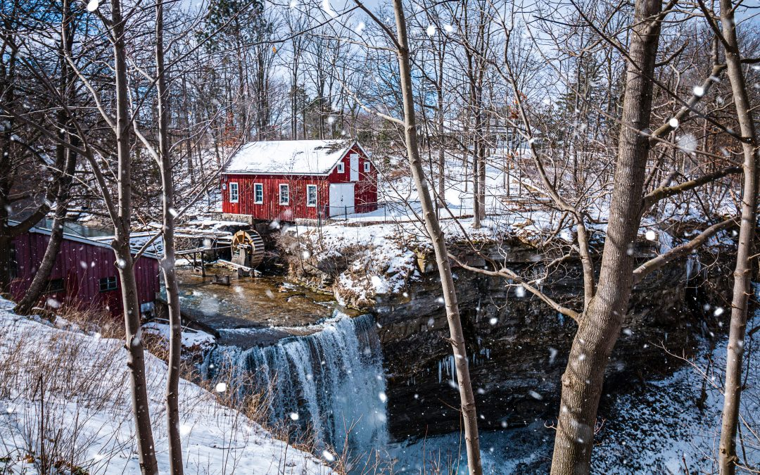 Winter Destinations in Niagara